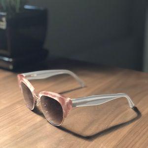 🍁fall sale🍂 Anthropologie cat eye sunglasses